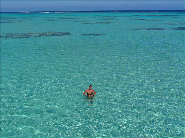 Aitutaki Cook Islands Bikini